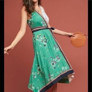 Anthropologie Botanica Dress